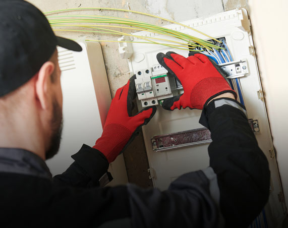 M.E.C.H Electric LLC electrician in New Jersey