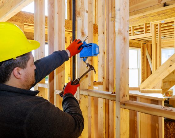 M.E.C.H Electric LLC new construction services in New Jersey